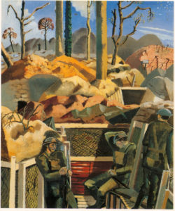 4-paulnash_springintrenches-1917